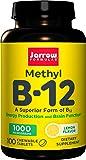 Jarrow Formulas 甲基B12 含片100 ct,1,000 mcg