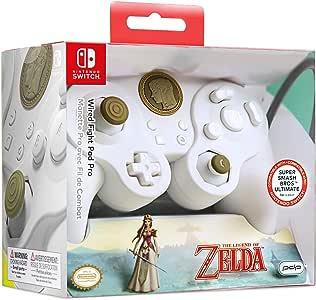 Switch Fight Pad Pro Zelda Princesses für Nintendo Switch [