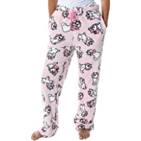Disney 女式 Aristocats Marie Kitty 猫抓绒睡衣裤