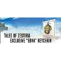 Zestiria 限量版 Edna 钥匙链