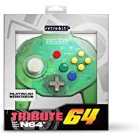 Retro-Bit Tribute 64 森林綠(電子游戲)