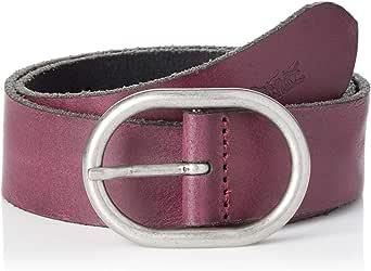 Levis 鞋类和配件女式 calneva 皮带