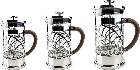 Café Ole BM 咖啡机 不锈钢 0,8L BM-06C