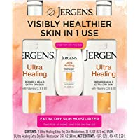 Jergens Ultra Healing Lotion, (2 Pack)