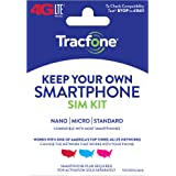 Tracfone Keep Your Own Phone 3 合 1 预付费 SIM 套装