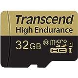 Transcend 高耐久 microSDHC卡系列TS32GUSDHC10V 32GB