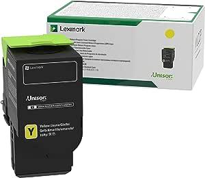 Lexmark C232HY0 卡式胶筒 1000页数 黄色 墨粉&激光打印机碳粉