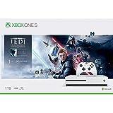 Microsoft 微软 Xbox One S 1TB 游戏主机 +《星球大战绝地:陨落的武士团》(Star Wars…