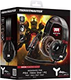 Thrustmaster Y-300CPX DOOM Edition 通用 USB 音频游戏耳机