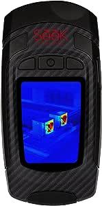 Seek Thermal Reveal Pro 快速框架出口控制 - 迷彩/黑色