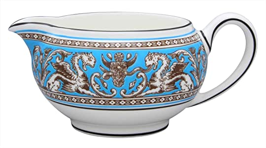 Wedgwood 佛罗伦萨 绿松石 茶相关 蓝色 Large 50102606055