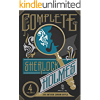 The Complete Sherlock Holmes: Volumes 1-4 (The Heirloom Collection) (English Edition)