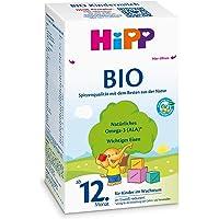 Hipp 喜宝 Bio 有机幼儿配方奶粉 1+段 12个月以上 4盒装 (4 x 600 g)