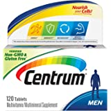 Centrum - 为人个人化的Multivitamin/Multimineral补充 - 120 片剂
