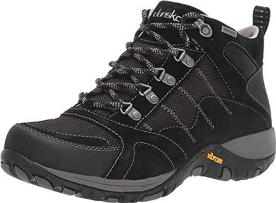 Dansko 女士 Paxton 防水靴 黑色 7.5-8