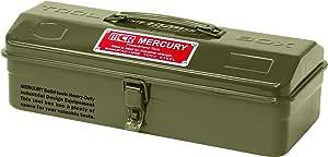 Mercury MJ工具箱 黄褐色 .