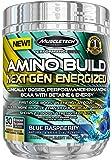 MuscleTech Amino Build Next Gen能量补品,由BCAA氨基酸,甜菜碱,维生素B12和B6组成…