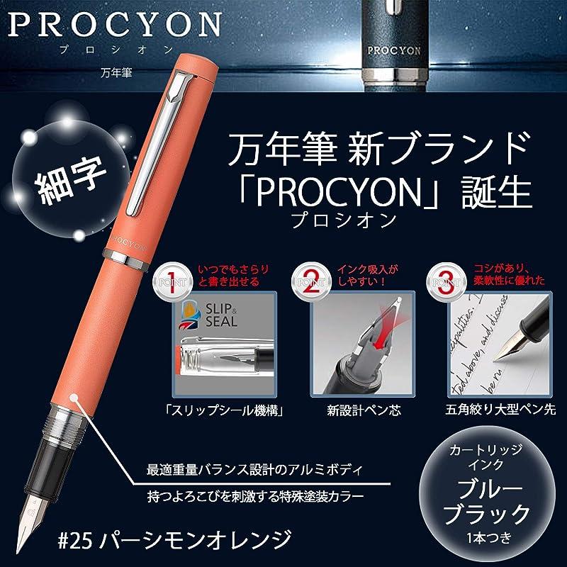 PLATINUM 日本白金 PNS-5000 PROCYON 钢笔 ¥252