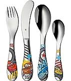 WMF 福腾宝 迪士尼汽车儿童餐具套装,不锈钢,21.5 x 15.5 x 21.5厘米