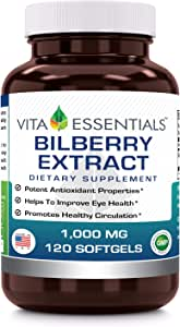 Vita Essentials 软胶囊 1000 Mg