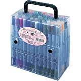 Kuretake Fude Real Brush Pen,双胞胎,ZIG Clean Color II Ⅱ-60 col…