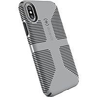 speck 产品 candyshell GRIP 手机保护套适用于 iphone X – Pebble 灰色 / 灰