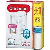 三菱RAYON Cleansui Cleansui净水器 CP405 白色 CP405W-WT