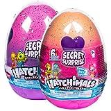 Hatchimals 6047125 CollEGGtibles, Secret 惊喜玩具套装,带 3 个(样式可能不同),多种颜色