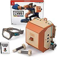 Nintendo 任天堂 Labo 游戲機配件 variation_p , 2) ロボット キット, 1) ソフトのみ, 1) 通常版
