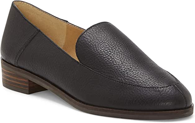 Lucky Brand 女士 CAMDYN2 乐福鞋,黑色,40 码