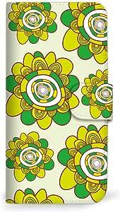 mitas iphone ケース27SC-0067-GR/DM-01G 14_Disney Mobile (DM-01G) 绿色