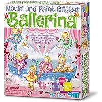 4M 闪光模具和涂料 Ballerina 青铜色