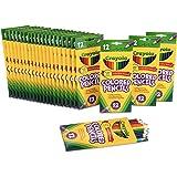 Crayola 绘儿乐 散装彩色铅笔,开学用品,每盒12色,24盒装
