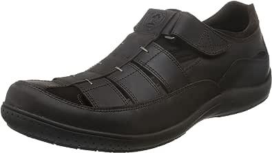 Panama Jack 男 凉鞋 Meridian Basics C1 Napa Grass Marron/Brown