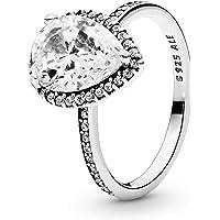 Pandora 潘多拉 女士戒指 光环 196251CZ