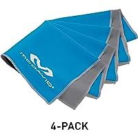 McDavid 迈克达威 [4 条装冷却毛巾适用于锻炼、瑜伽、运动、健身、健身房等 Ucool 保持您的身体凉爽。