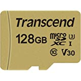 Transcend Ultimate Class 10 microSDHC 闪存带 SD - 适配器 (UHS-I, 9…