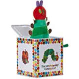 World of Eric Carle, The Very Hungry Caterpillar Jack in the Box by Kids Preferred (Discontinued by Manufacturer)