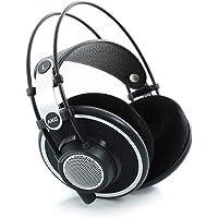 AKG 開放式全包式高級耳機 錄音棚參考級 K702