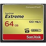 SanDisk 闪迪 Extreme 64GB袖珍闪存卡(SDCFXSB-064G-G46)