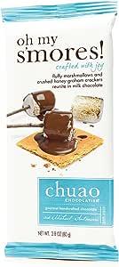 Chuao Chocolatier Oh My S'mores! Dark Chocolate Bar, 10 Count