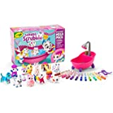 Crayola 绘儿乐 玩具宠物涂鸦清洁套装,儿童礼品,3岁,4岁,5岁,6岁