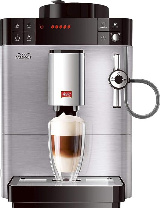 Melitta 美乐家 Caffeo Passione F5/40-100 全自动咖啡机 镇店之宝¥2987