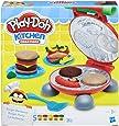 Play-Doh 0816B5521EU6 - 汉堡烧烤套装