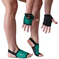 YOGA 手套和袜子 yoga paws skinthin – TRAVEL 瑜伽垫适用于女式和男式