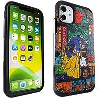 iPhone 11 美女与野兽双层混合防震超薄手机壳 iPhone 11 6.1 英寸(美女与野兽)