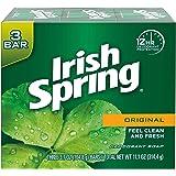 Irish Spring Deodorant Bath Bar - Original - 3.75 oz