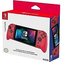 Hori Nintendo Switch Split Pad Pro(紅色)人體工程學控制器,適用于手持模式 - Nin…