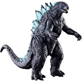 BANDAI Godzilla 电影怪物系列 Godzilla 2019(哥兹拉:怪兽*)软乙烯树脂人形玩具