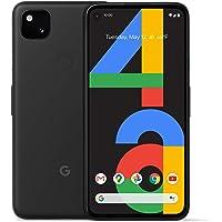 Google 谷歌 Pixel 4a - 全新解锁 Android 智能手机 - 128 GB 存储 - 长达 24 小…